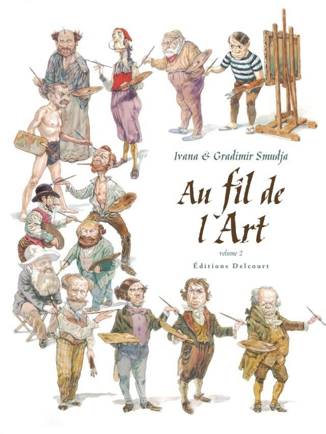 Au fil de l'art Vol. 2