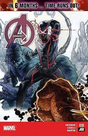 Avengers (2012-2015) No.38