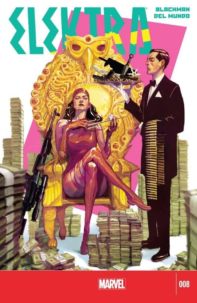 Elektra (2014-2015) #8