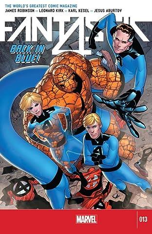 Fantastic Four (2014-2015) #13
