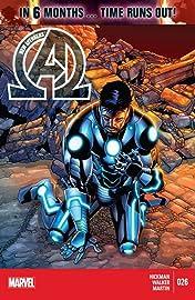 New Avengers (2013-2015) #26