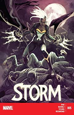 Storm (2014-2015) #5