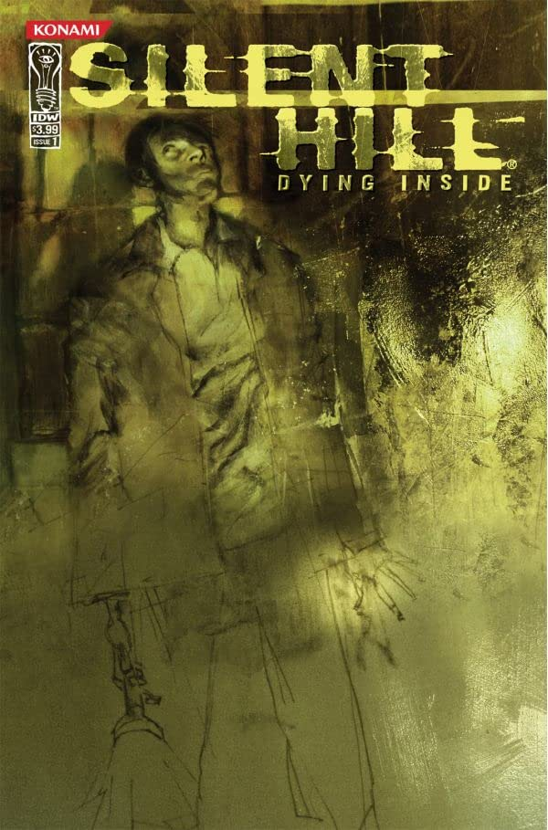 Silent Hill: Dying Inside #1