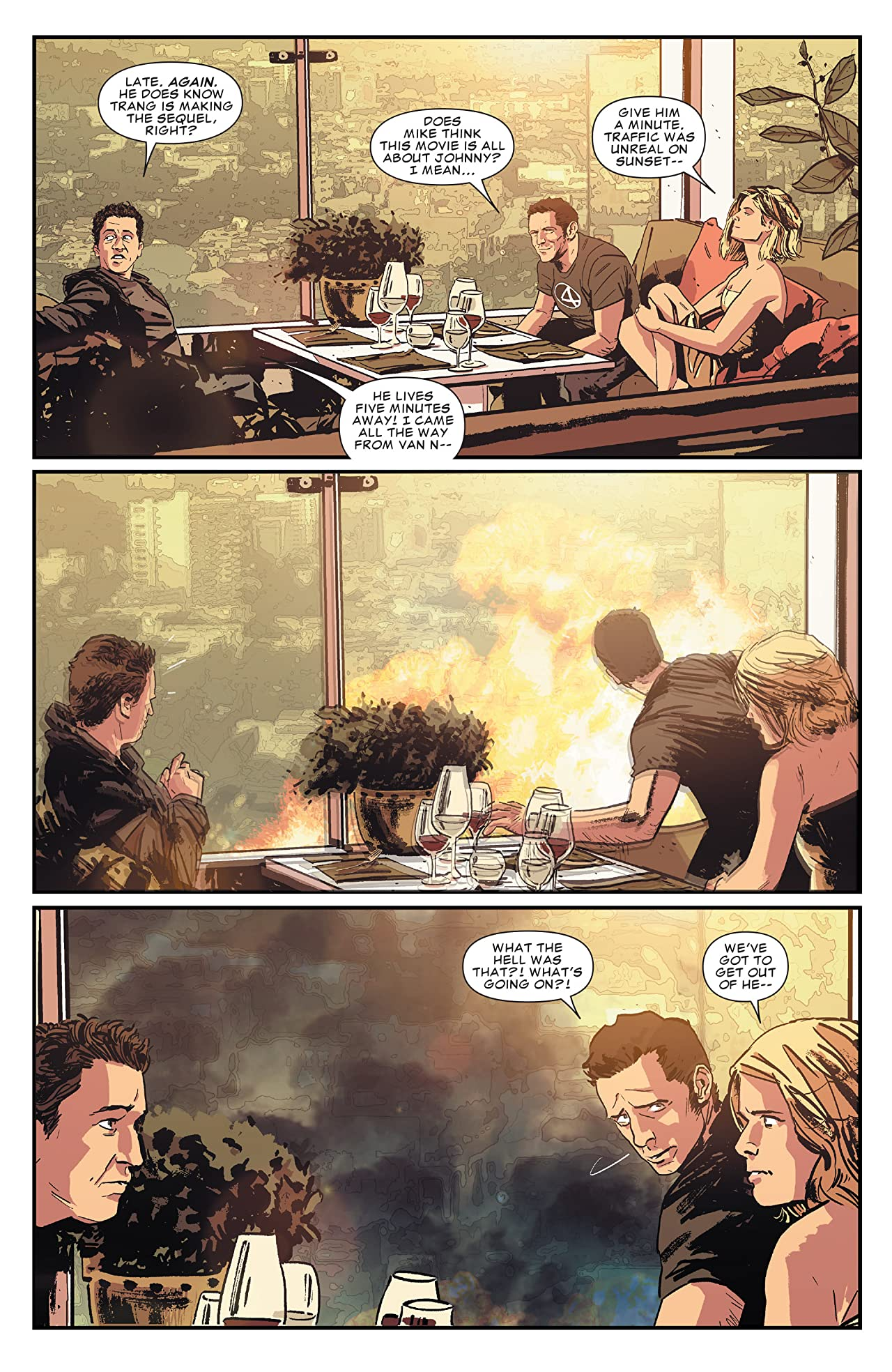 The Punisher (2014-2015) #12