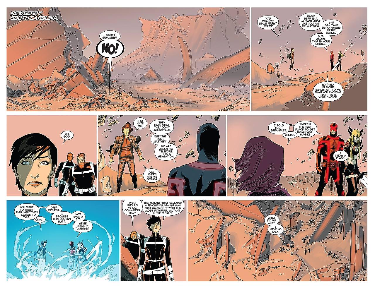 Uncanny X-Men (2013-2015) #28