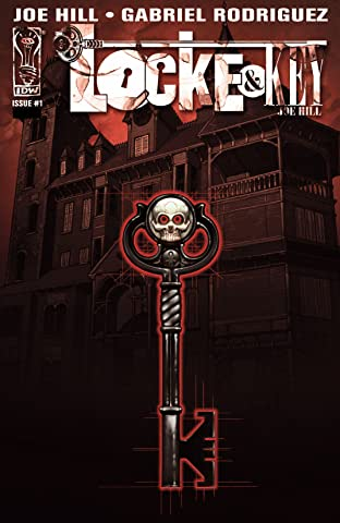 Locke & Key: Welcome To Lovecraft No.1