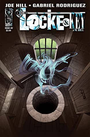 Locke & Key: Welcome To Lovecraft No.2