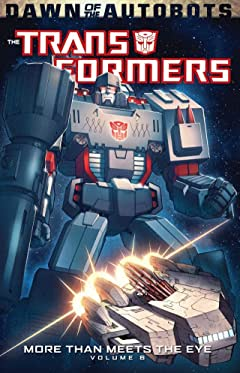 Transformers: More Than Meets the Eye (2011-2016) Tome 6