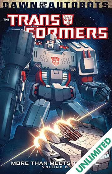 Transformers: More Than Meets the Eye (2011-2016) Vol. 6