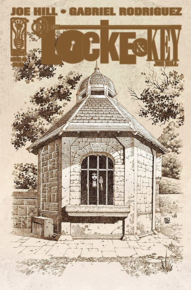 Locke & Key: Welcome to Lovecraft #4