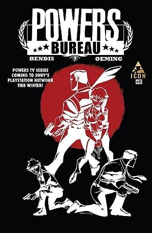 Powers: Bureau #12