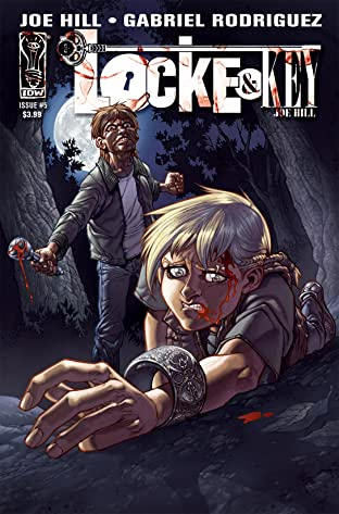 Locke & Key: Welcome to Lovecraft No.5