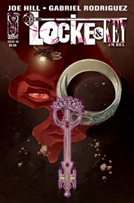 Locke & Key: Welcome to Lovecraft No.6