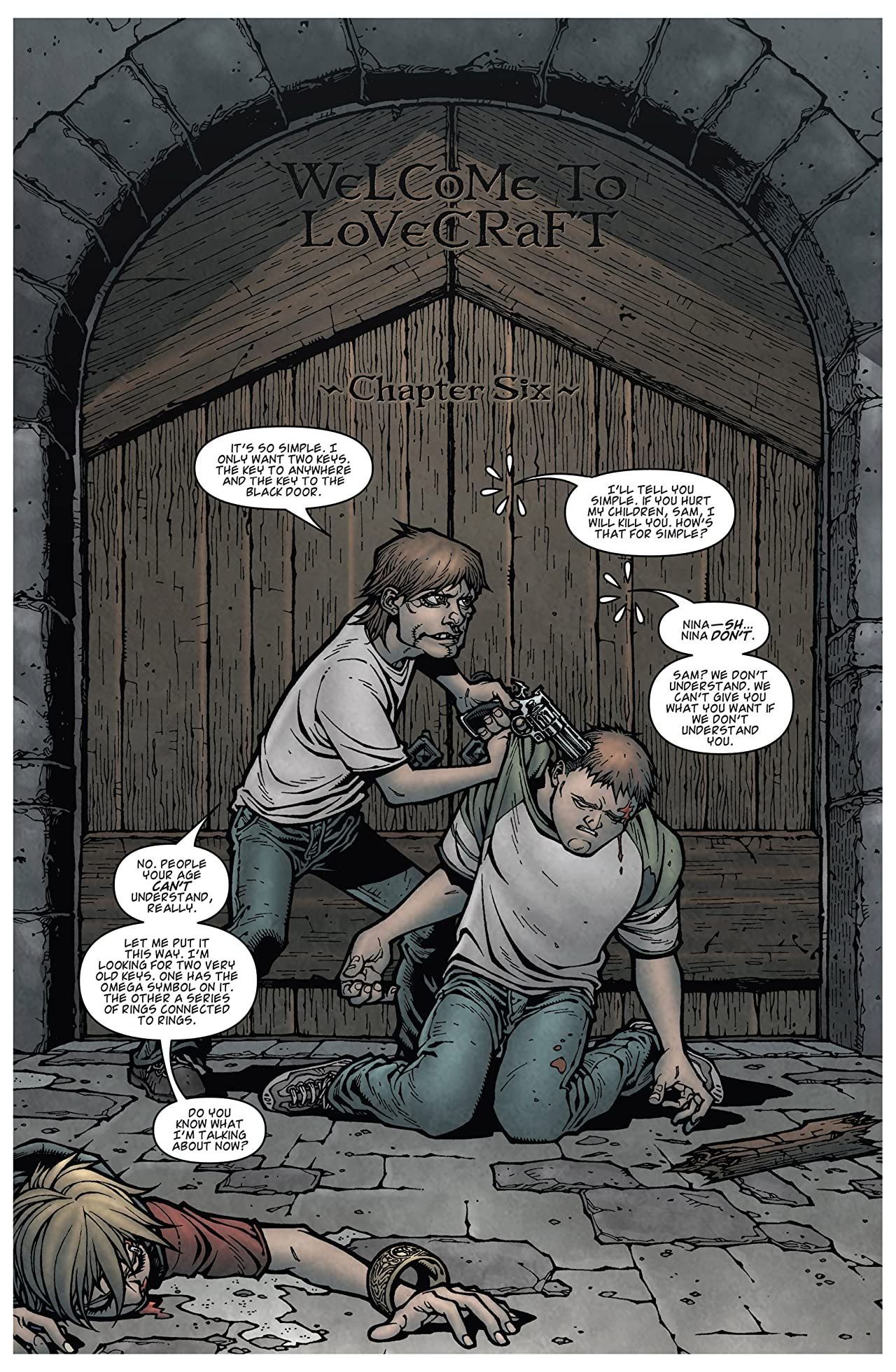 Locke & Key: Welcome to Lovecr...