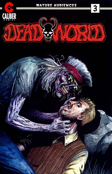 Deadworld Vol. 2 #3