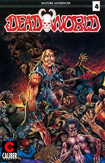 Deadworld Vol. 2 #4