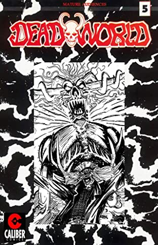 Deadworld Vol. 2 #5