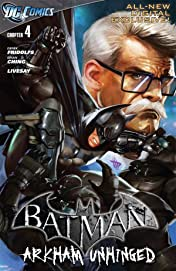 Batman: Arkham Unhinged #4