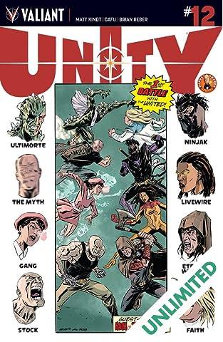 UNITY (2013- ) #12: Digital Exclusives Edition