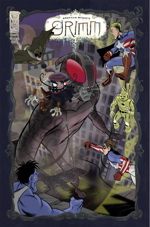 American Mcgee's Grimm #1