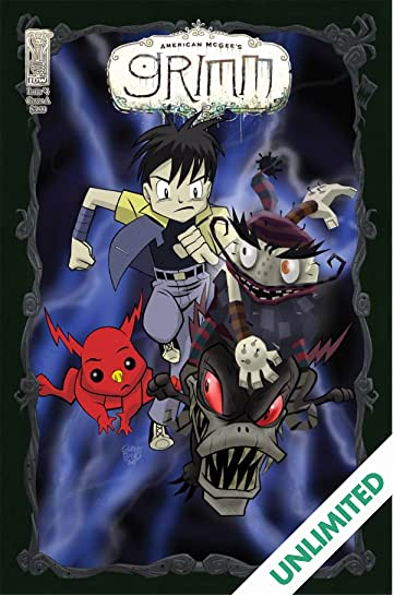 American Mcgee's Grimm #4