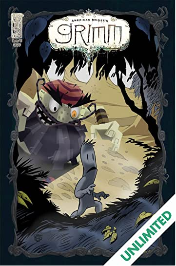 American Mcgee's Grimm #5