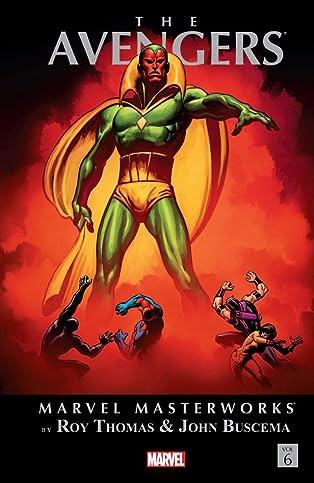 Avengers Masterworks Vol. 6