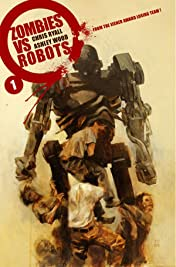 Zombies Vs Robots #1 (of 2)