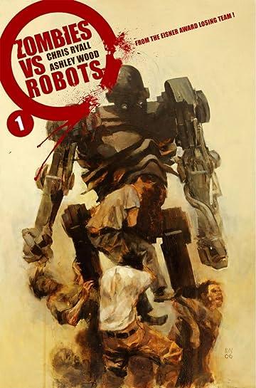 Zombies Vs Robots #1 (of 2)