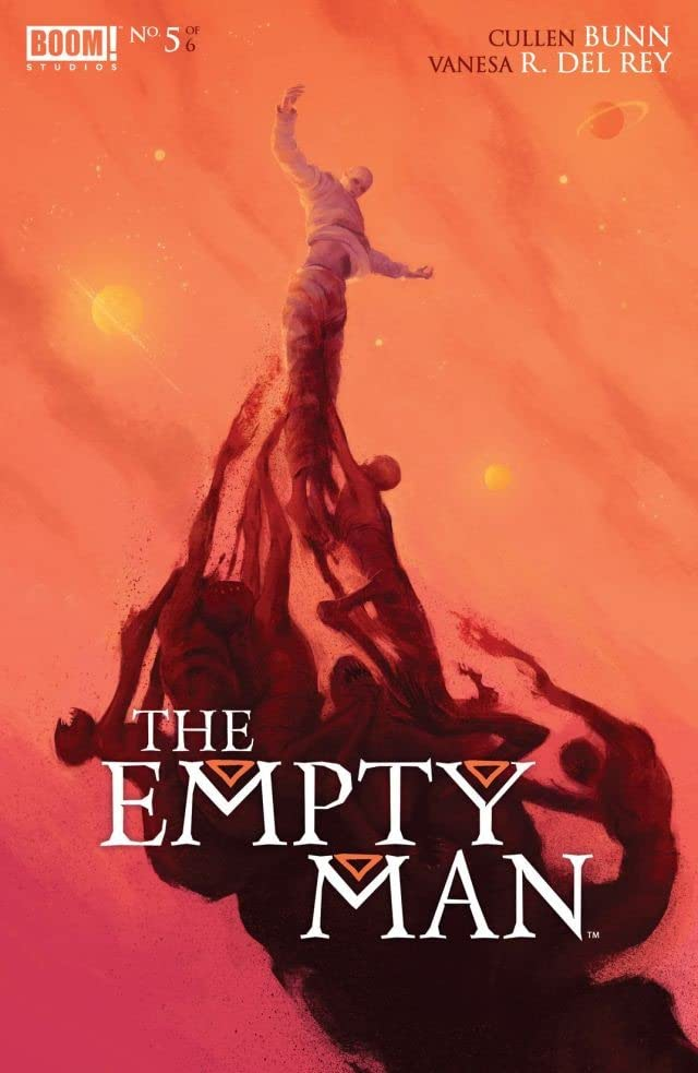 The Empty Man #5