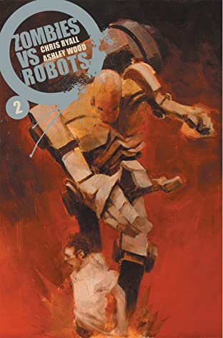Zombies Vs Robots #2 (of 2)