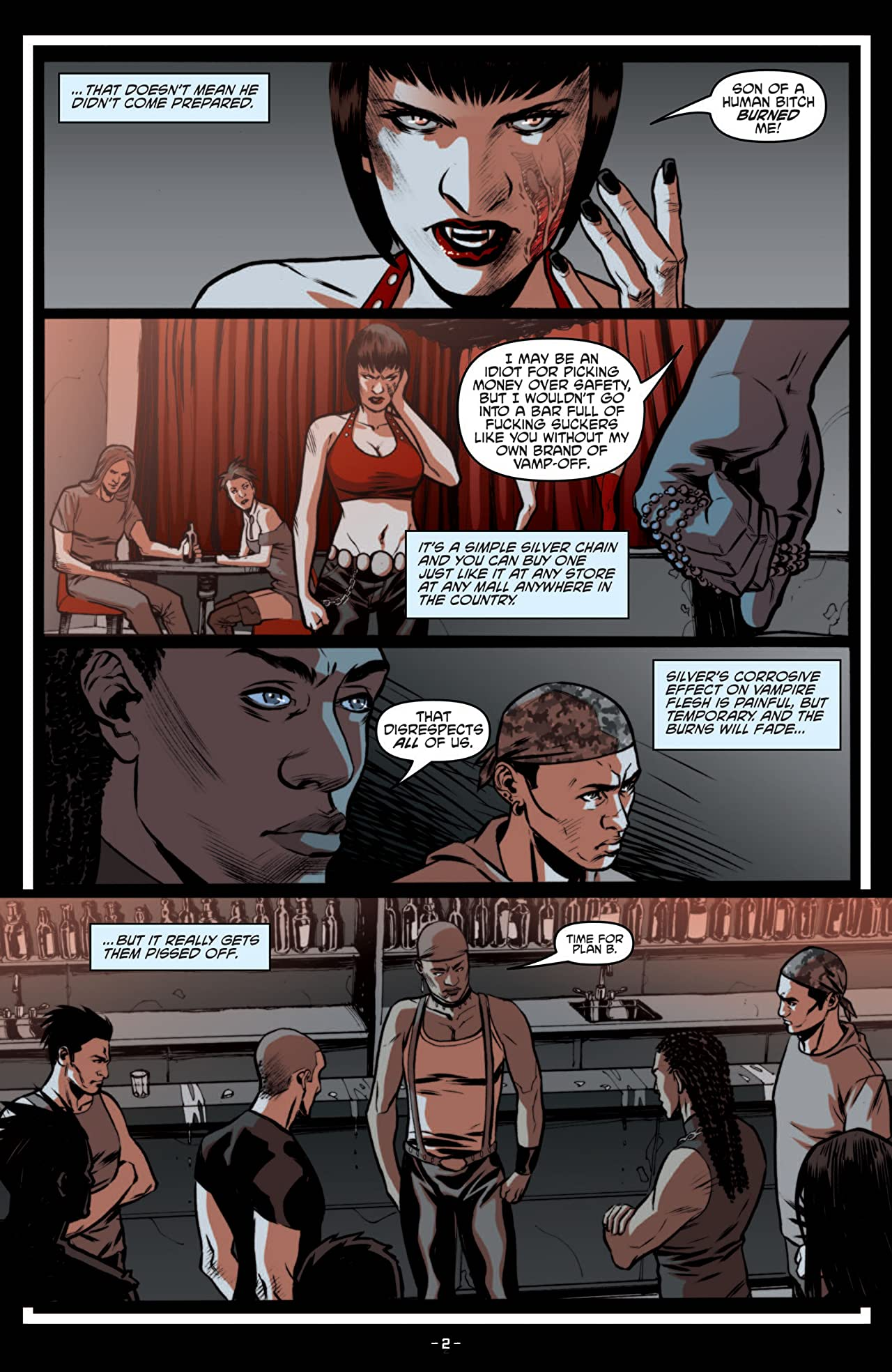 True Blood: French Quarter #3 (of 6)