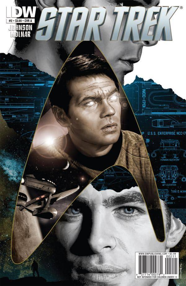 Star Trek (2011-) #2