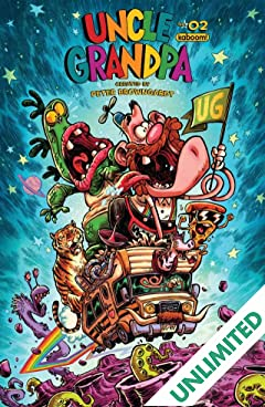 Uncle Grandpa #2