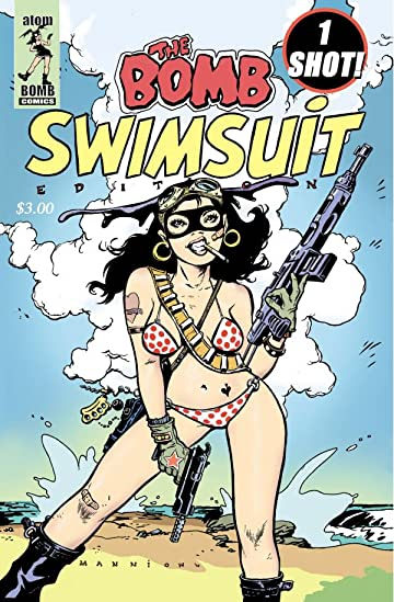 The Bomb Swimsuit Edition #1