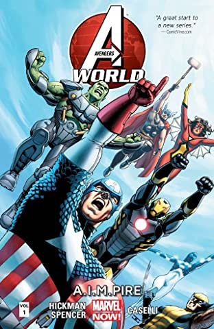 Avengers World Tome 1: A.I.M.pire