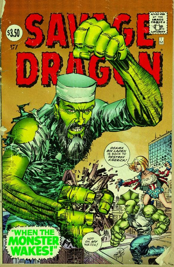 Savage Dragon #177