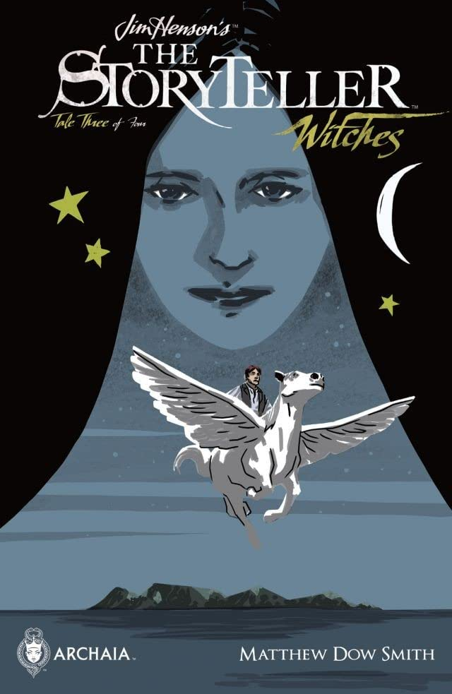 Jim Henson's The Storyteller: Witches #3