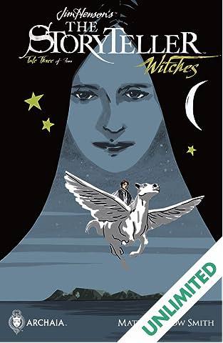 Jim Henson's The Storyteller: Witches #3