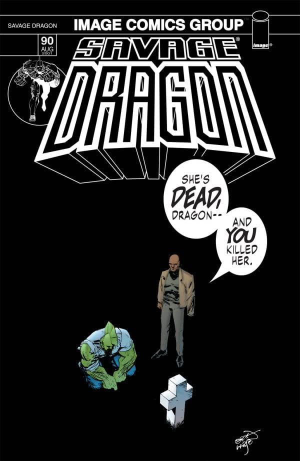 Savage Dragon #90