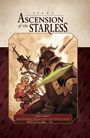 Spera: Ascension of the Starless Tome 1