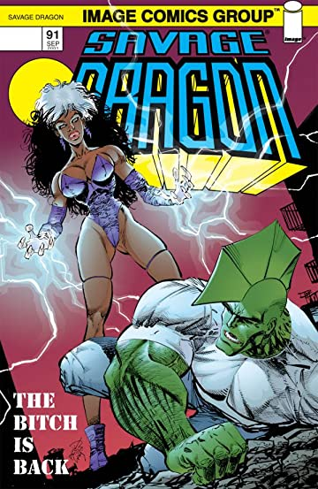 Savage Dragon #91