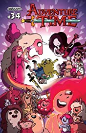 Adventure Time #34
