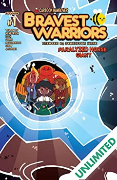 Bravest Warriors 2014 Giant: Paralyzed Horse #1