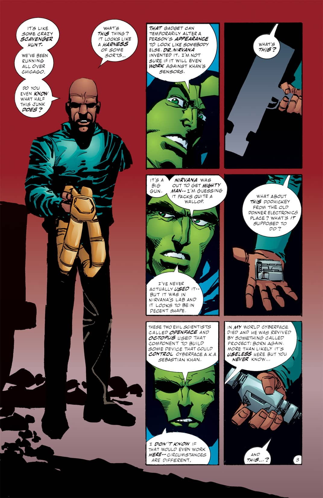 Savage Dragon #92