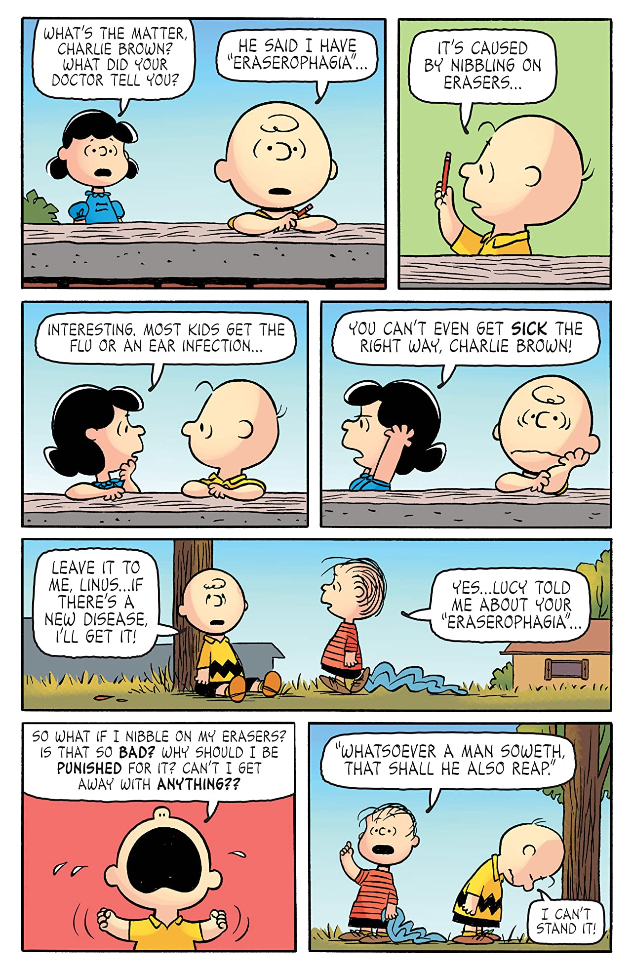 Peanuts #23