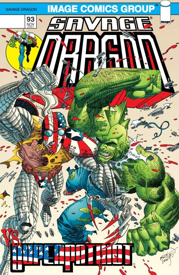 Savage Dragon #93