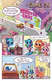 The Amazing World of Gumball 2015 Special
