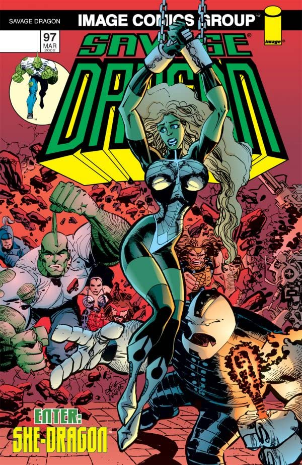 Savage Dragon #97