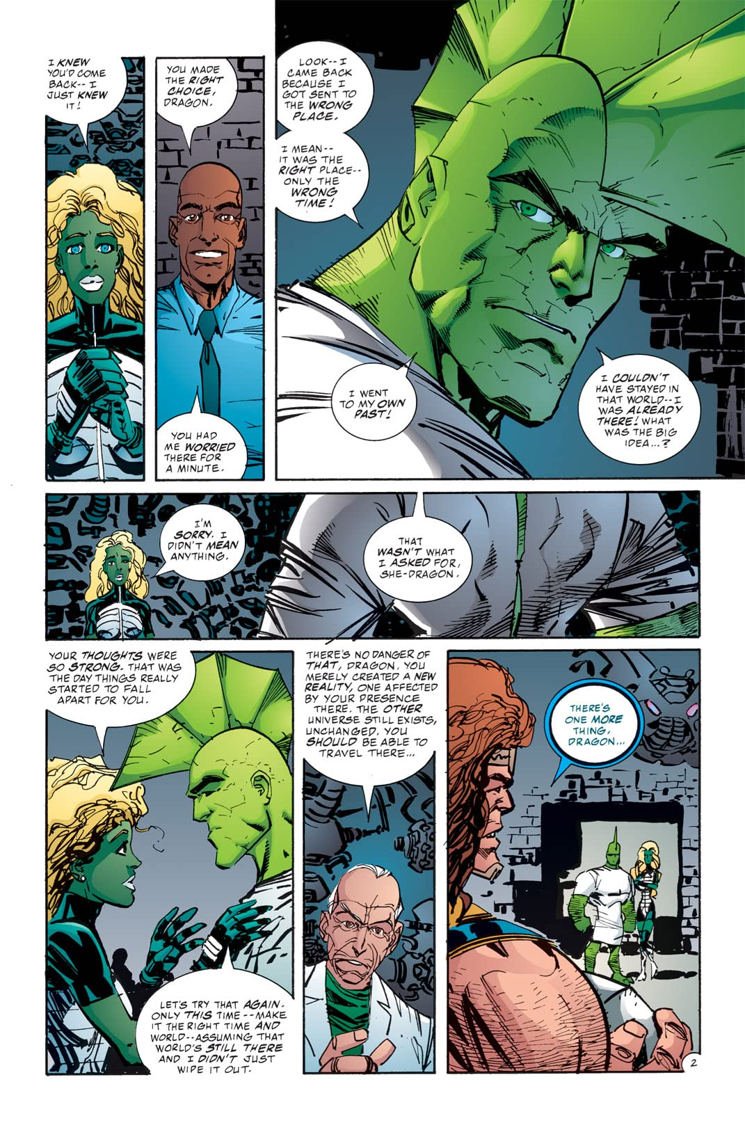 Savage Dragon #99